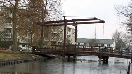 Werkzaamheden van brug 02BV05 gelegen nabij de Koperwieklaan/Merelhof